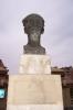 Аквичоп в Лерида - паметник с цигара