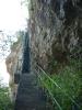 Стръмни стълби от аквичоп
